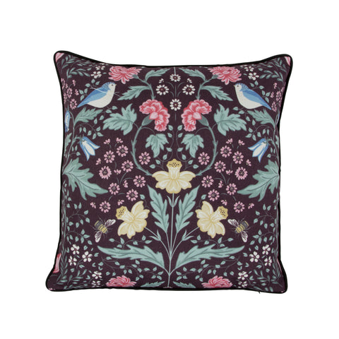 Vintage Inspired Floral cushion