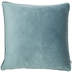 Velvet Cushion - Seafoam