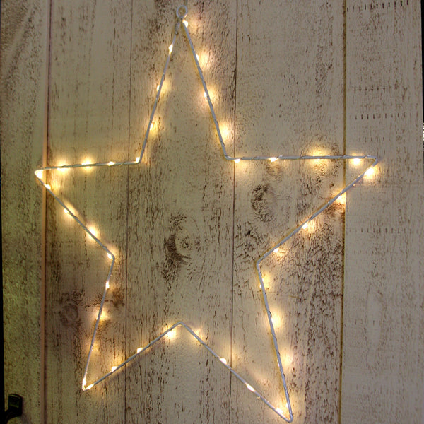 LED Star Light White