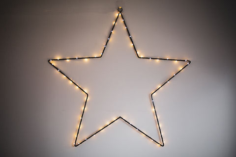 LED Star Light Black