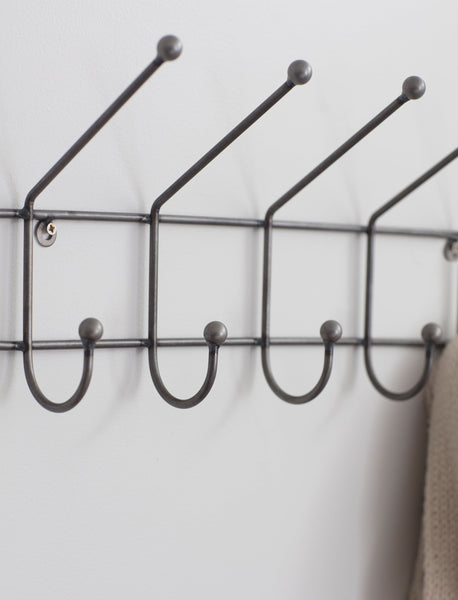 Wall Mounted Coat Rack