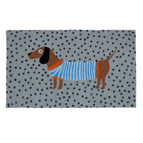 Sausage Dog Door Mat