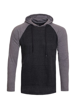 Lightweight Hooded Sweatshirt