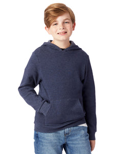 CHALLENGER ECO-FLEECE PULLOVER YOUTH HOODIE