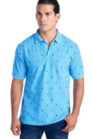 Casual Mens Polo