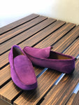 Purple Loafers