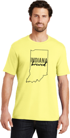 Indiana Brewed Yellow