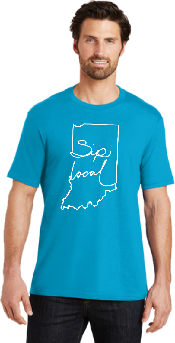 Sip Local - Turquoise