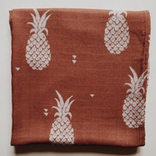 MIILK RUSTIC PINEAPPLE MUSLIN