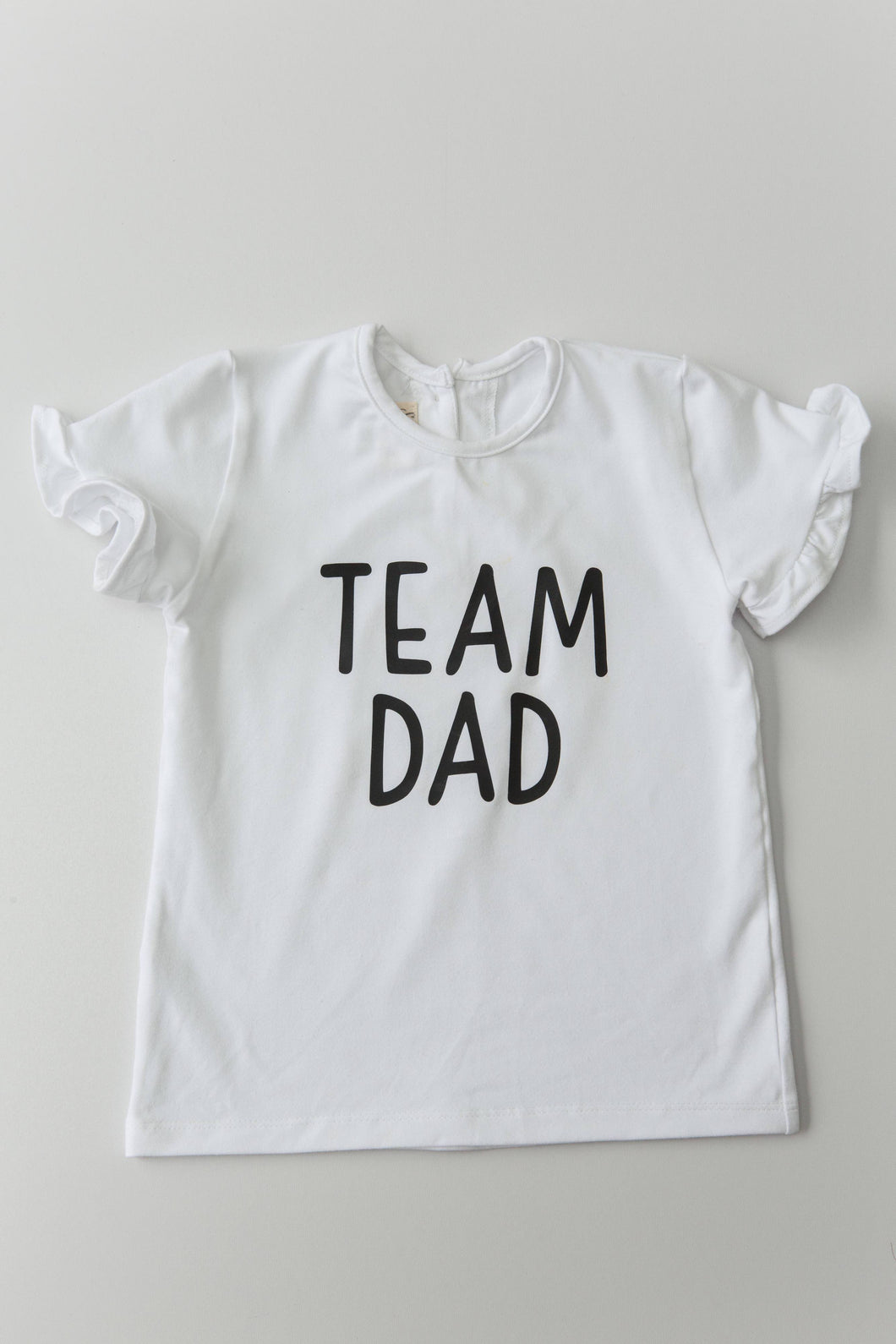 T-shirts - 'Team dad'
