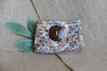 Coffee Cup Coozie - Crocheted