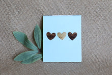 Notebook Mini - Hearts
