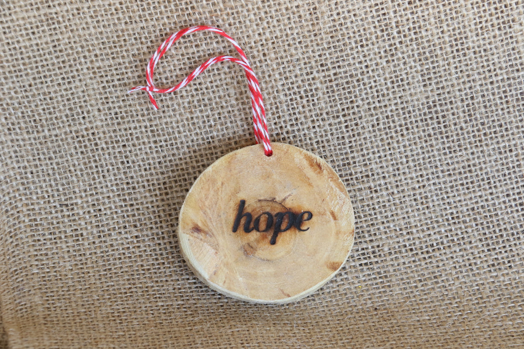 hope Ornament