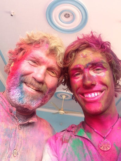 Mexicali Travels: Holi, The Festival of Colors in India