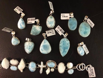 GEMSTONE MAGIC & MEANING: LARIMAR