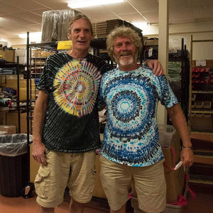 Mexicali Killer Tie Dyes: A Party for the Eyes