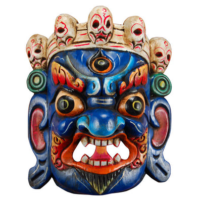 Buddhist Deities: Mahakala–the Protector of Dharma