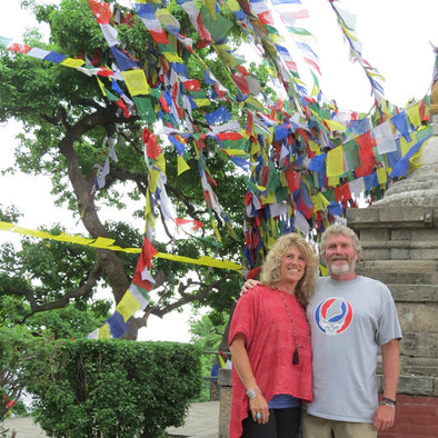 TREKKING THROUGH NEPAL TO SPREAD A WORLD OF GOODS: REFLECTING ON THE JOURNEY