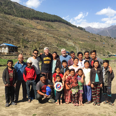 THE #MEXICALIMATCH IS MAKING DOUBLE THE DIFFERENCE IN THE LIVES OF NEPALESE CHILDREN!