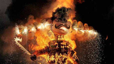 Dussehra Festival: Celebrate with India today!