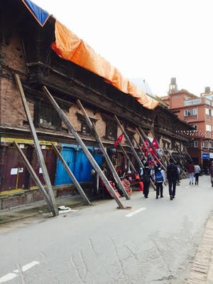 Mexicali Blues World of Goods:  The Power of Your Prayers for Nepal