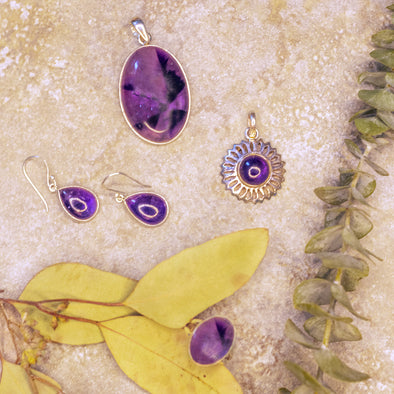 GEMSTONE MAGIC & MEANING: AMETHYST