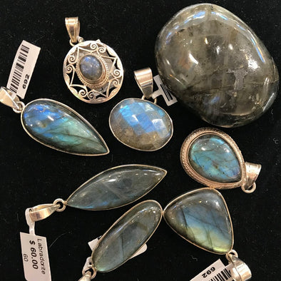 GEMSTONE MEANING & MAGIC: LABRADORITE