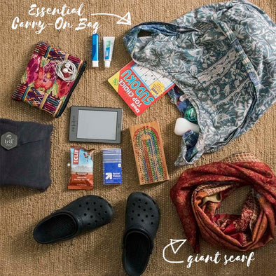 MEXICALI TRAVELS: CARLY'S CARRY-ON ESSENTIALS