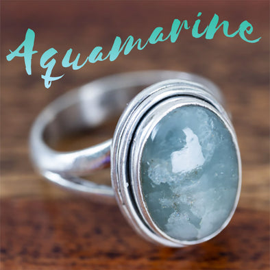 GEMSTONE MAGIC & MEANING: AQUAMARINE