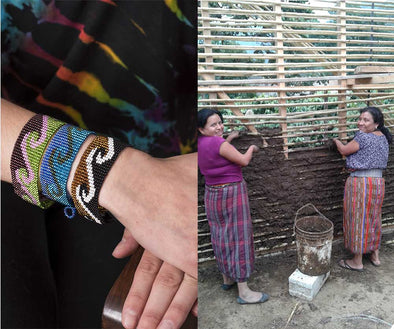MEXICALI WORLD OF GOODS: BRACELETS TO BUILD HOUSING IN GUATEMALA