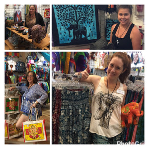 MEXICALI WORLD OF GOODS: YOUR WORLD ELEPHANT DAY PURCHASES DONATED TO HELP ELEPHANTS