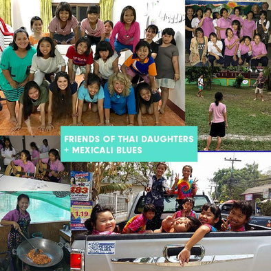 GLOBAL GIVING, SHARING SMILES: FRIENDS OF THAI DAUGHTERS