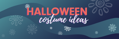 Dress up for Halloween with our groovy styles!