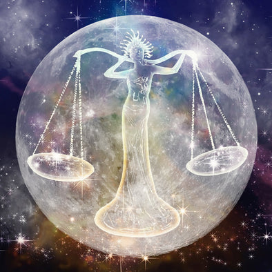 MARCH 31ST ASTROLOGY & ENERGY: FULL MOON IN LIBRA