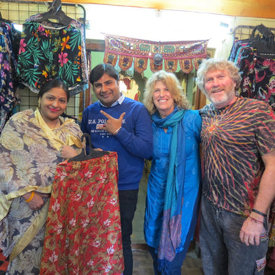 MEXICALI MAKERS: BHARAT & SADAHANA, INDIA