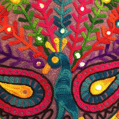 TRADITIONAL TECHNIQUES: CELEBRATING NATIONAL EMBROIDERY MONTH