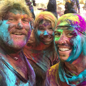 MEXICALI TRAVELS: HOLI, INDIA'S FESTIVAL OF COLOR