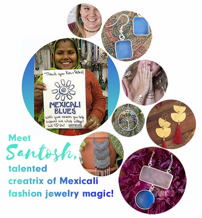 MEXICALI MAKERS: SANTOSH, INDIA
