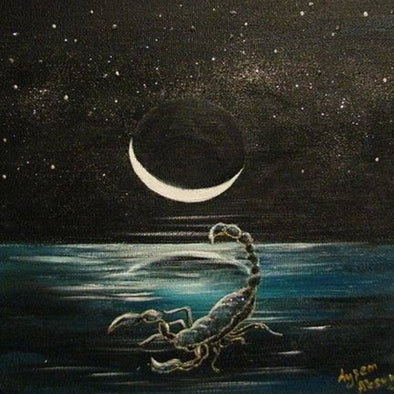 NOVEMBER 18TH, 2017 ASTROLOGY & ENERGY: NEW MOON IN SCORPIO