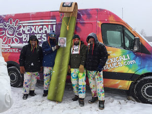 THE MEXICALI TRIBE TAKES ON THE 2017 U.S. NATIONAL TOBOGGAN CHAMPIONSHIPS