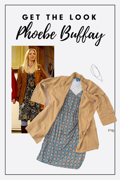 Phoebe Buffay Halloween Costume