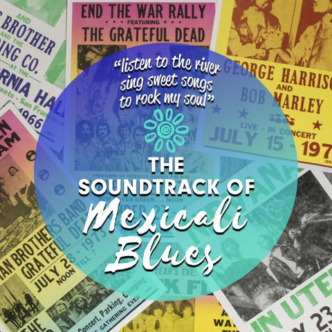 Listen to Mexicali Blues' playlist and music station!