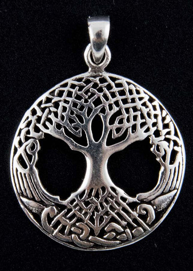 Celtic Tree of Life Pendant - Mexicali Blues