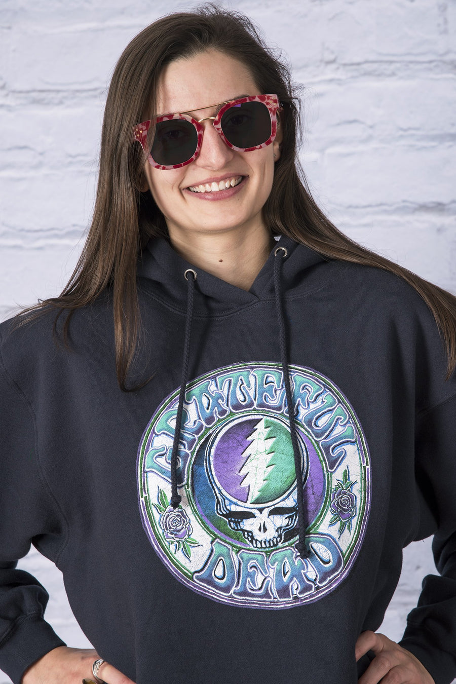 Batik Steal Your Face Hoodie