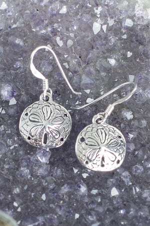 Sterling Nautical Earrings - Mexicali Blues