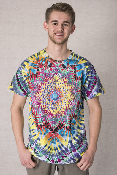 12 Point Star Killer Tie Dye