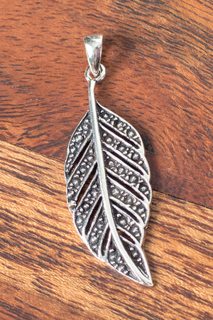 sterling-leaf-pendant