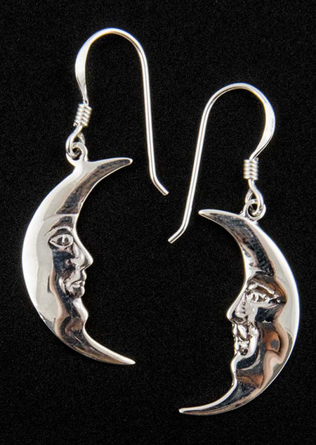 Bella Luna Sterling Earrings