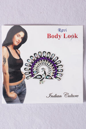 Bindi Body Art Stickers - Mexicali Blues