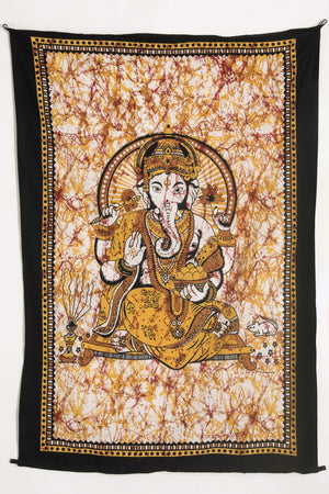 Ganesh Wall Hanging - Mexicali Blues